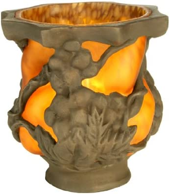 Meyda Tiffany 21246 Lighting, Bronze Dark
