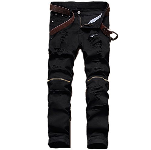 mens-black-ripped-skinny-distressed-destroyed-straight-fit-jeans-with-holes-33