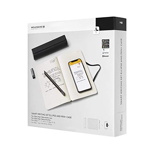 Set Paper Tablet + Pen elipse + case