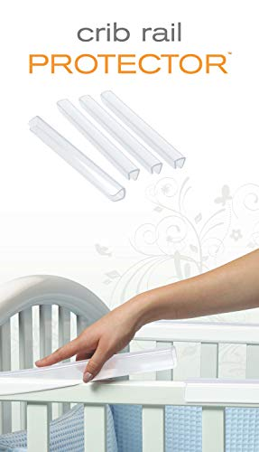 Prince Lionheart Crib Rail Protector (Chairs List Price Plastic)