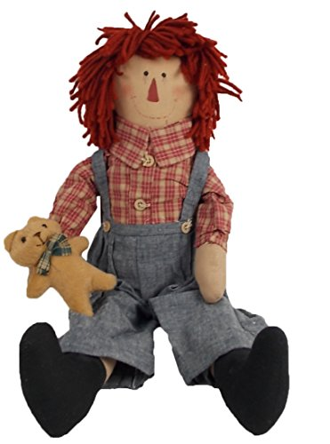 Craft Outlet Ragged Andy Doll, 18-Inch for sale  Delivered anywhere in USA