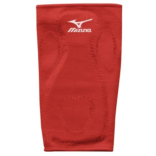 Mizuno Youth Slider Kneepad, Red