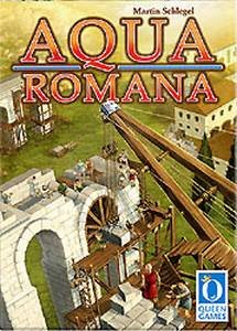 Queen Games Aqua Romana Multi Language Board Game