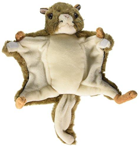 Plush Flying Squirrel - Fiesta Toys North American Animal Plush - 9