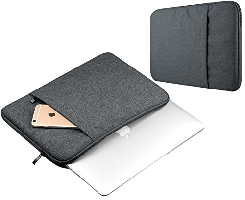 Macbook Case, DRUnKQUEEn 12 Inch Sleeve Cover Fabric Notebook Laptop Bag for Apple New Macbook 12-Inch with Retina Display