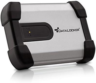Data Locker MXKB1B001T5001FIPS-E Enterprise H350 1TB USB 3.0 Encrypted Hard Drive [並行輸入品]