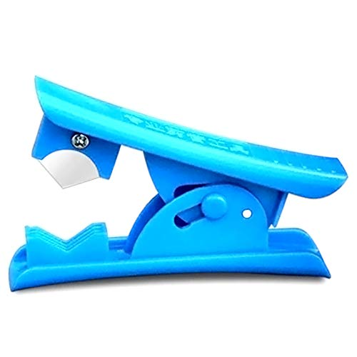 Hose Cutter PVC Nylon Plastic Rubber Tube Cutter Air Hose Cutting up Scissor to 1/2