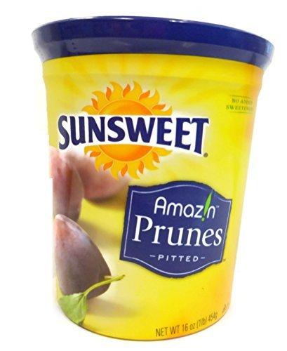 (SUNSWEET Amazin Pitted Prunes, 16 oz)