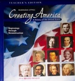 Creating America: Beginnings Through Reconstruction (Teacher's Edition)
