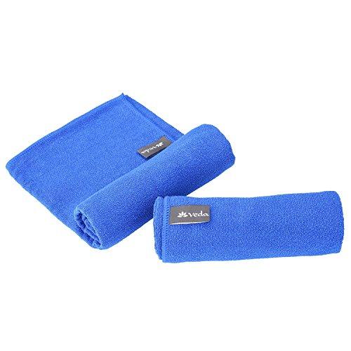 Veda Yoga Microfiber Hand Towel (Pilates/Sports/Gym) - 24