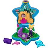 Polly Pocket FRY33 Tiny World, Polly & Dolphin Toy, Multicolor