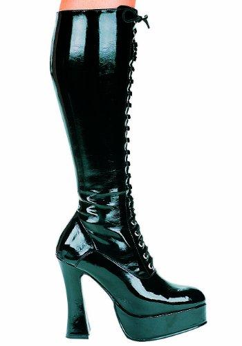 Black Boot Women's Ellie Easy Shoes Combat SqXvfPw