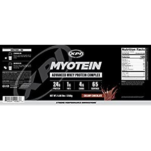Myotein (Chocolate, 5 LB) - Best Whey Protein Powder / Shake - Hydrolysate, Isolate, Concentrate & Micellar Casein