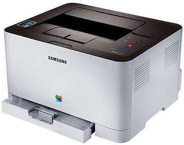 Samsung Xpress SL-C410W - Impresora láser (USB 2.0, 2400 x 600 dpi ...