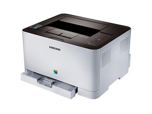 Samsung Xpress SL-C410W/XAA Color Printer by HP (Image #4)