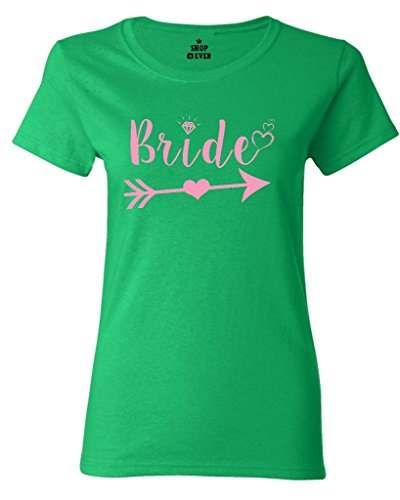 Irish Bride Heart - 9