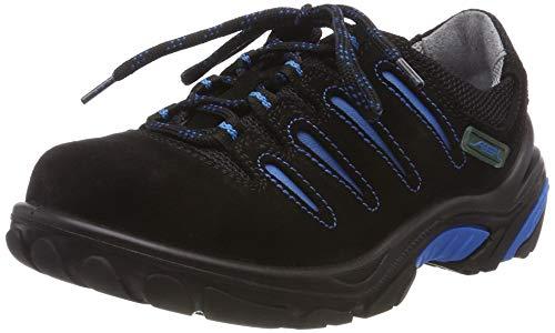 48 Taille Bleu Chaussures de Crawler 4581 Abeba Noir 48 sécurité bas Pgfn8q