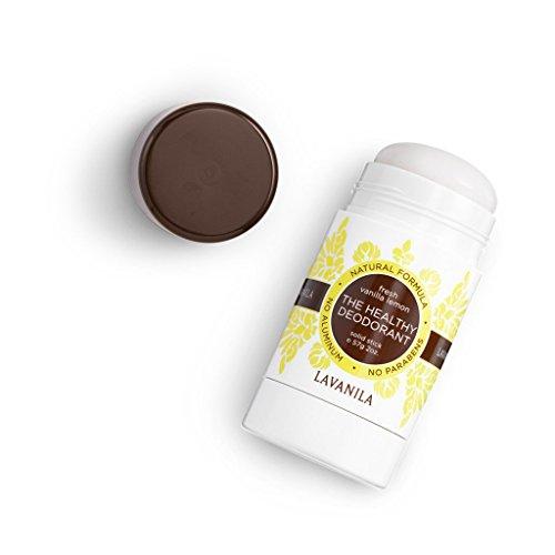 Lavanila The Healthy Deodorant, Fresh Vanilla Lemon, 2 Fluid Ounce ()