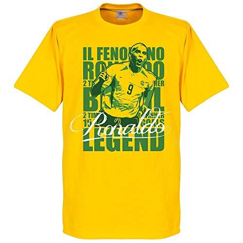 Ronaldo Luis Nazario de Lima Legend Tee - L