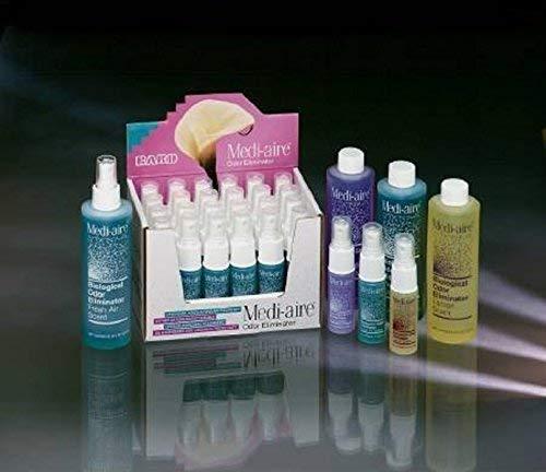 Bard Medi-Aire - Biological Odor Eliminator - Lemon Scented Spray - 8 oz