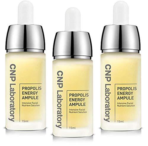 KOREAN COSMETICS, CNP Laboratory_ Propolis Energy Ampule (strengthen the skin moisturizing, nourishing, soothing, skin health, honey essence, nutrition Serum)