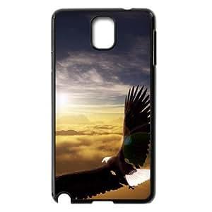 Bald Eagle Custom Cover Case for Samsung Galaxy Note 3 N9000,diy phone case ygtg578193