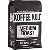 Koffee Kult Medium Roast Ground Coffee 16oz