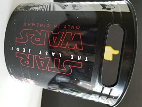 Cubo de Palomitas de maíz Star Wars The Force Awakens Home Theater ...