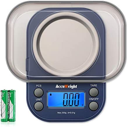 Accuweight Digital Jewelry Travel Calibration product image