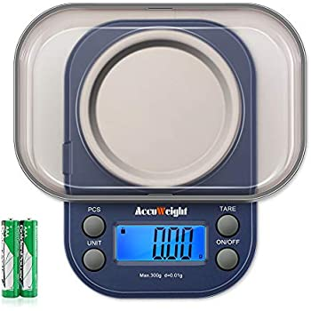 Amazon com: American Weigh Scale AWS-100 Digital Pocket Scale, 100g