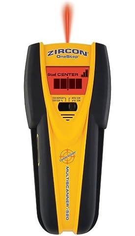 Zircon MultiScanner i520 Center-Finding Stud Finder with Metal and AC Electrical Scanning - Craftsman Stud Finder
