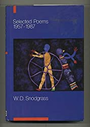Selected Poems, 1957-1987