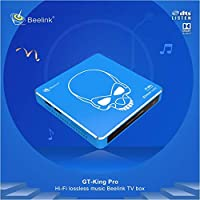 Beelink GT-King Pro Android 9.0 Smart TV Box 4GB 64GB Amlogic S922X-H 2.4G&5.8GHz Dual WiFi BT4.1 Dual HiFi Media Player