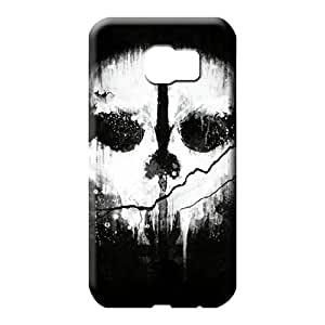 samsung galaxy s6 phone case skin High Quality Excellent Fitted New Fashion Cases call of duty ghosts logo