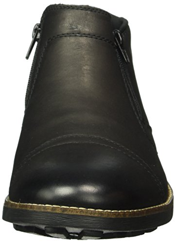 Rieker Mens Boots Black Black AOtN3wbbub