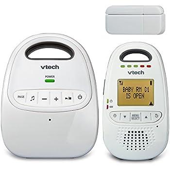 Amazon.com : Philips Avent Dect Audio Baby Monitor SCD560