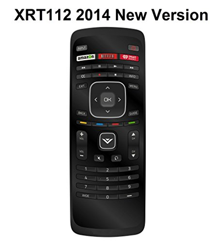 New XRT112 iHeart Remote fit for VIZIO 2014 2015 Smart LCD L