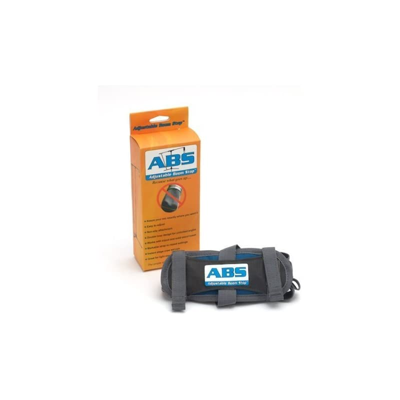 ABS Adjustable Boom Stop - Keeps Your Bo