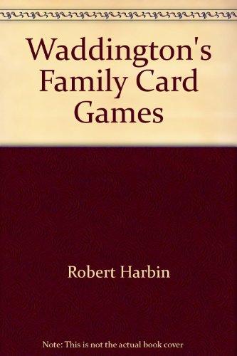 Waddingtons Family Card Games