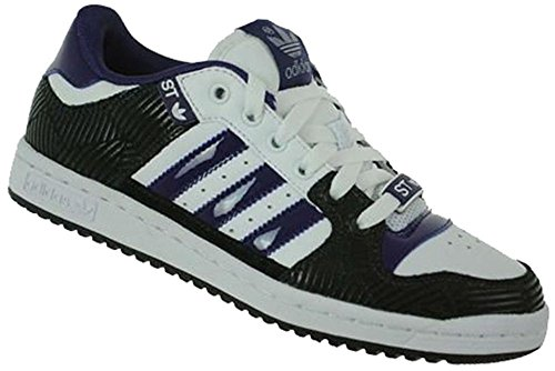 adidas These Are The Originals Womens Decade Low St Trainers In A Sporty Black Colour uLkNfXurOX