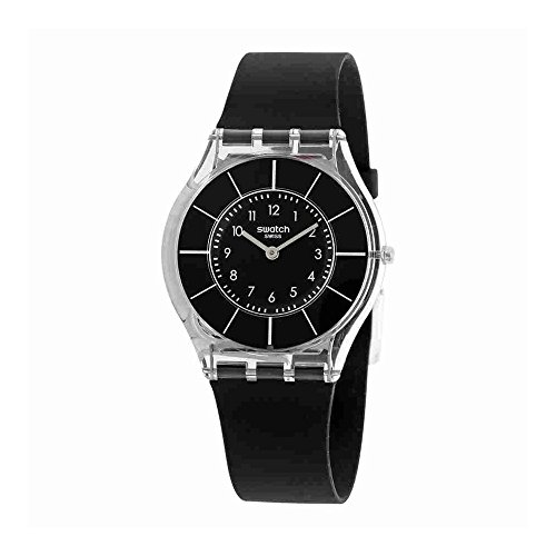 Swatch BLACK CLASSINESS Ladies Watch SFK361