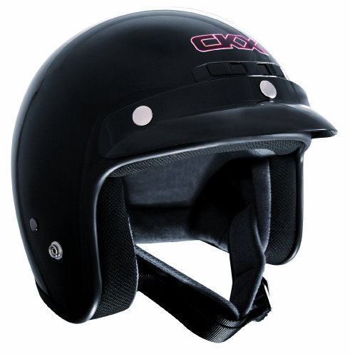 (CKX 349772 VG-300 Kids/ Youth/ Juniors Helmet, Black, Large/X-Large)