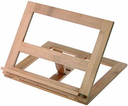 Atril de madera soporte stand para libro iPad Notebook de mesa 32 ...
