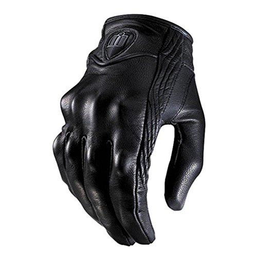 Cruiser Motorcycle Gloves - 9