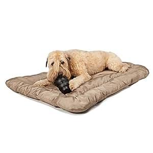 "Slumber Pet MegaRuffsA Empire Cage Mats  -  Ultra-Tough, Super Durable Mats for Dogs - Medium, 363/4""L x 25""W"