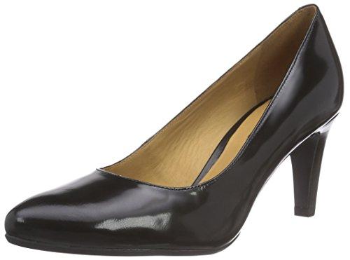 tacón Mujer zapatos Negro EccoECCO ALICANTE BLACK11001 de cerrados Cpqxp1nt5