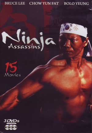 Ninja Assasins [Reino Unido] [DVD]: Amazon.es: Cine y Series TV