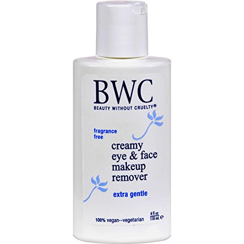 (Beauty Without Cruelty Eye Makeup Remover Creamy 4 Oz)