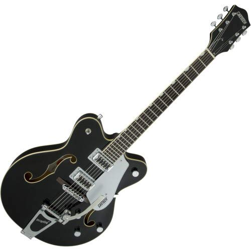 Gretsch G5422TDC Electromatic Hollowbody Double-Cut with Bigsby - Black