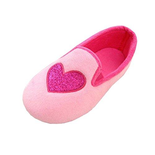Inkach Ladies Home Slippers Warm Pregnant Women Shoes Yoga Shoes Pink 6hpMeyKRT